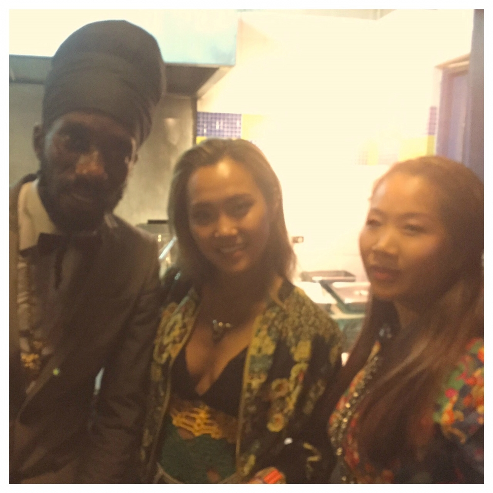 Link up with Dada, Sizzla Kalonji.  Check out the song I recorded with him called FREEDOM