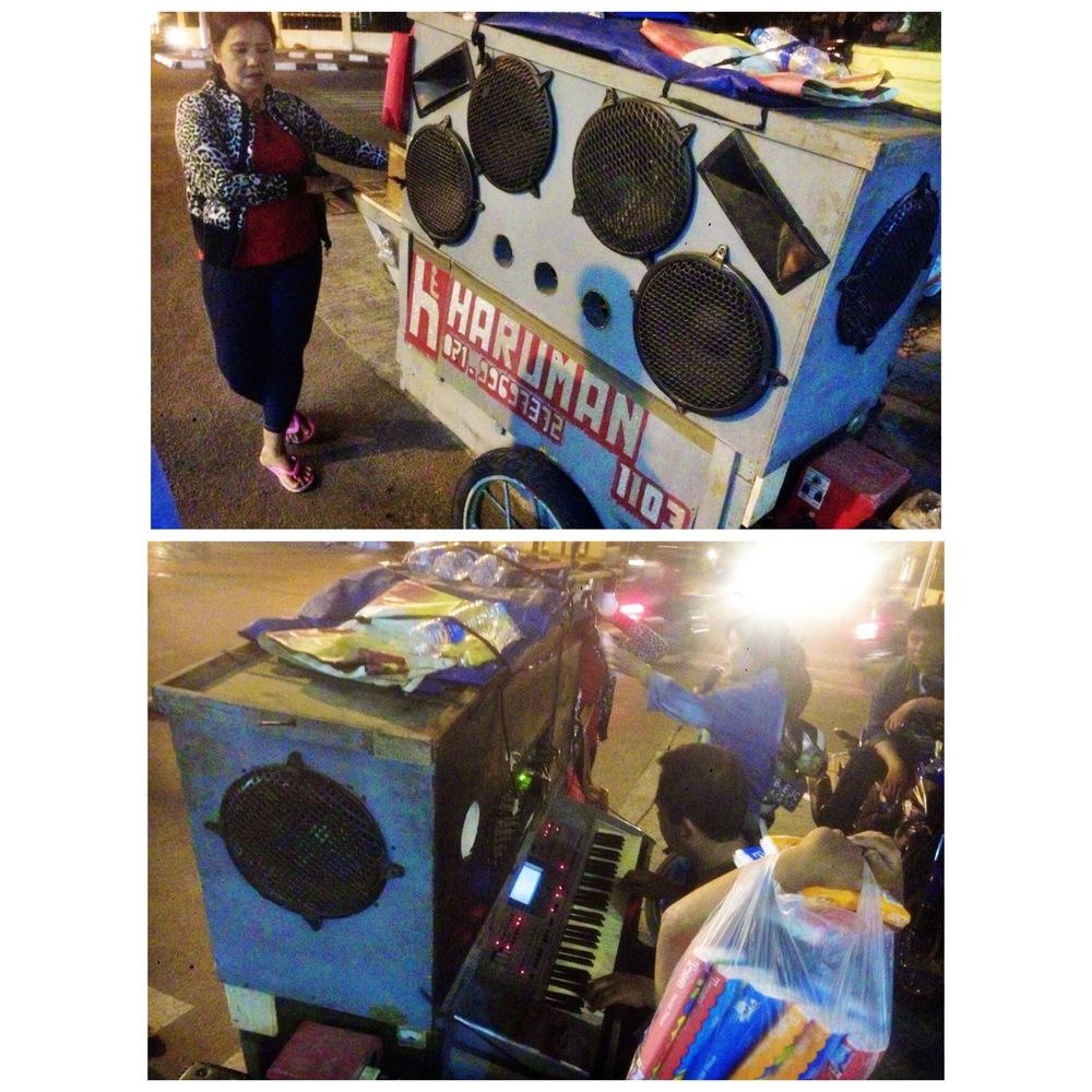 Soundsystem Jakarta style!