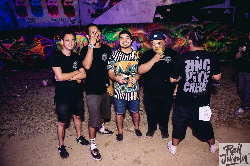 Singapore Graf pioneers Zinc Nite Crew