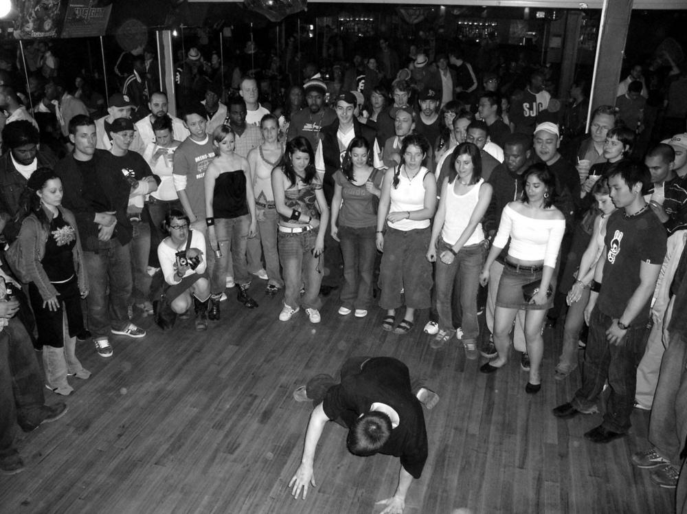M1 Academy at El Mocambo Lounge, Toronto