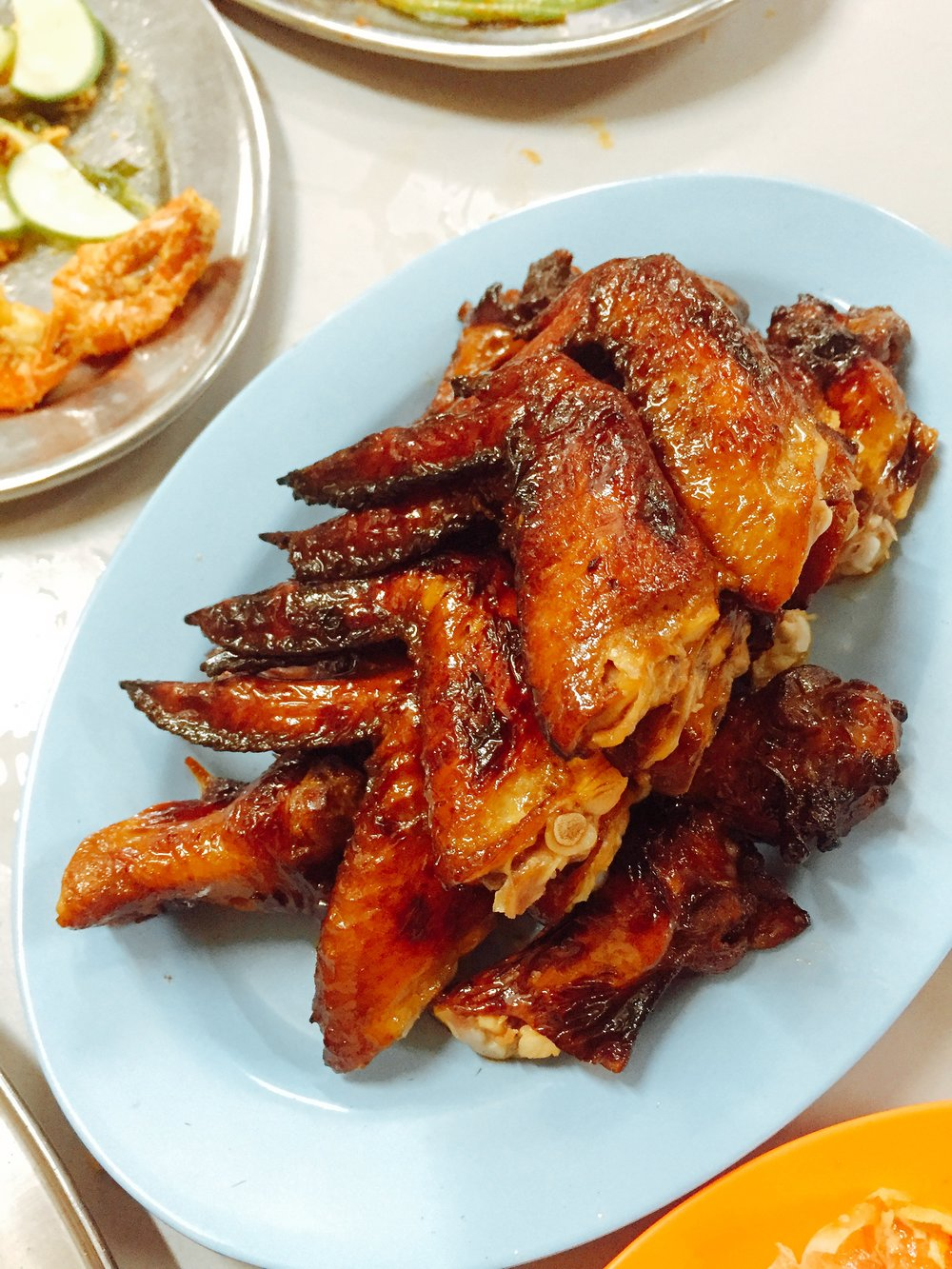 Famous WAW BBQ Chicken Wings