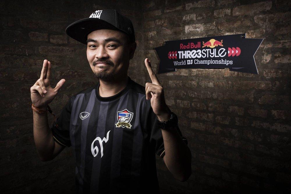 DJ Bomber Selecta, BKK Thailand