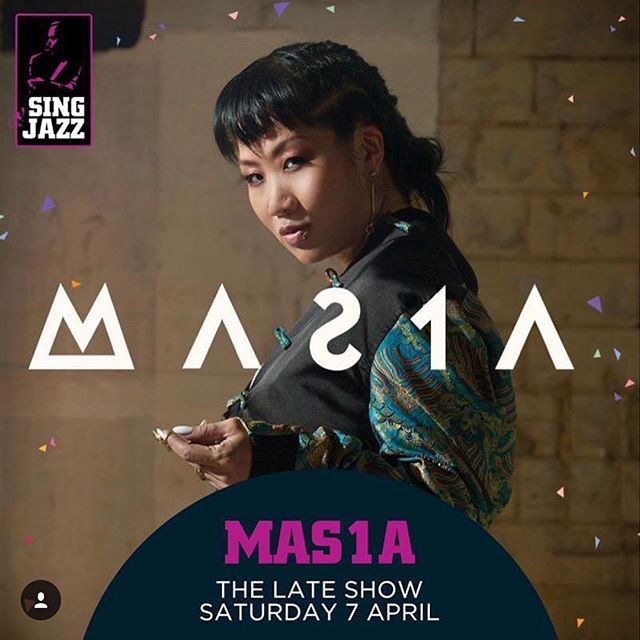 Next on the menu of life... @singjazzfestival April 7 MAS1A + @junybrothers @shakey.shakey at the Lateshow opening for @ms_laurynhill @marinabaysands . www.sing-jazz.com #marinabaysands #sandsentertainment #singjazz2018 #singjazzsg #singjazz