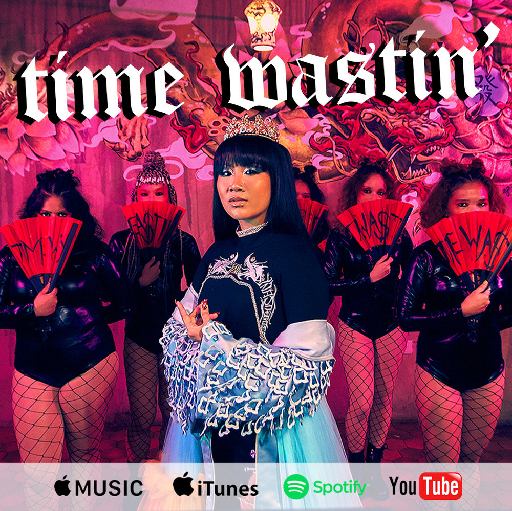 TIME WASTIN' NOW ON ALL PLATFORMS - bit.ly/TIMEWASTINLINK