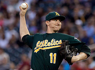 Jarrod Parker - Jarrod Parker, Former Oakland Athletics starting pitcher opened PSP determined to help athletes get to the next level not only physically but mentally.