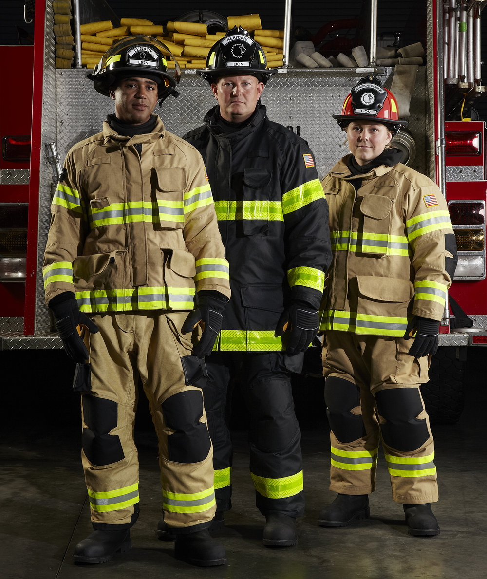 LION Turnout Gear