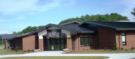 Lenoir Community College, Greene County.JPG