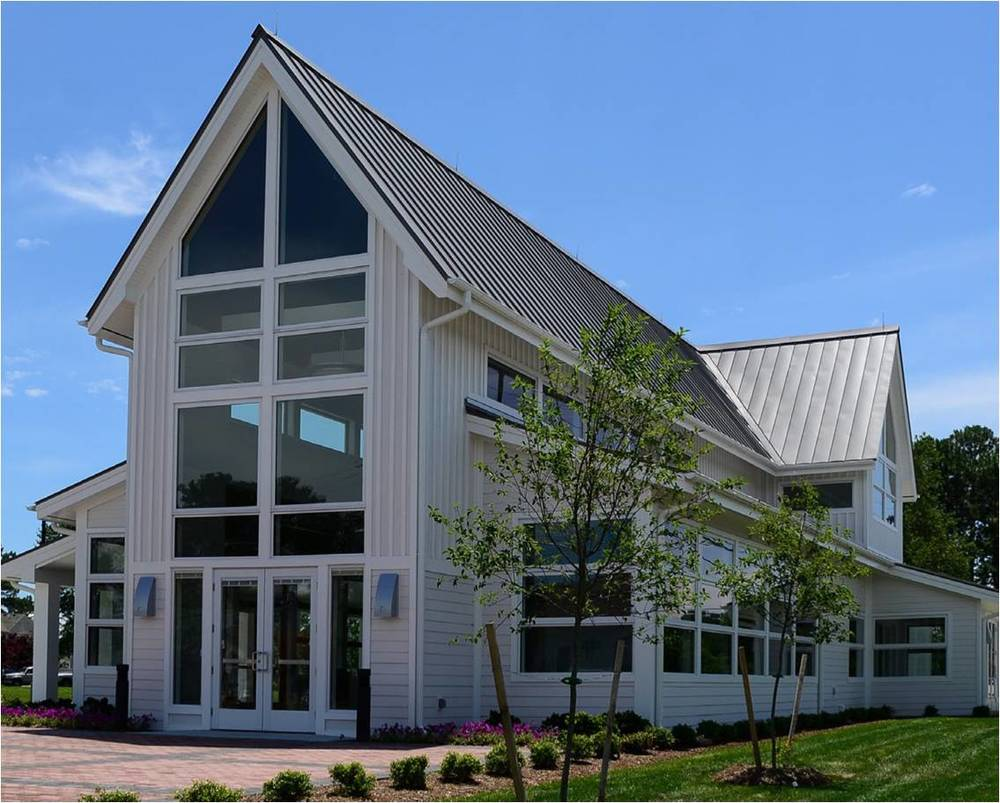 Little England Cultural Center -  LEED Silver 2013