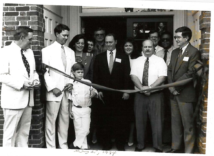 Grand Opening of Williamston Office - 1993