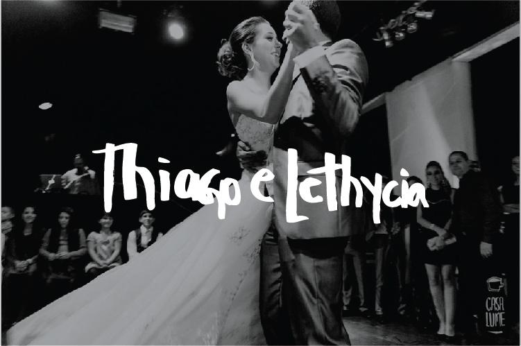 Casamento Thiago e Lethycia | Curitiba