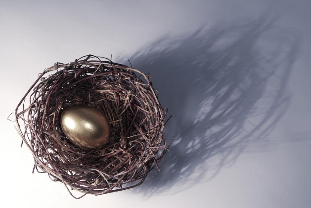 The golden egg = the sweet spot