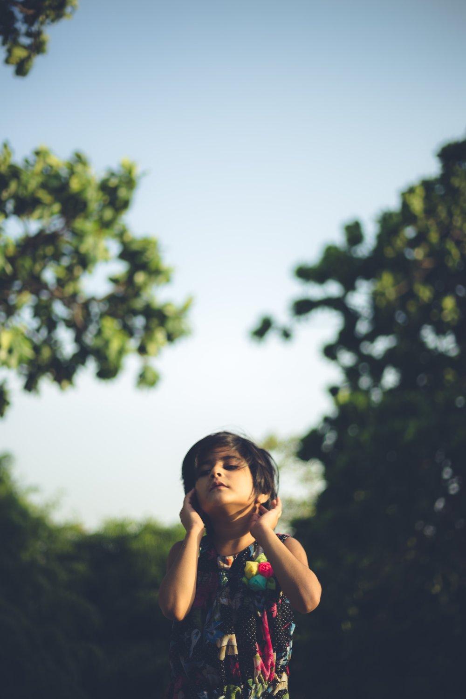 Kids listen more easily than we do.