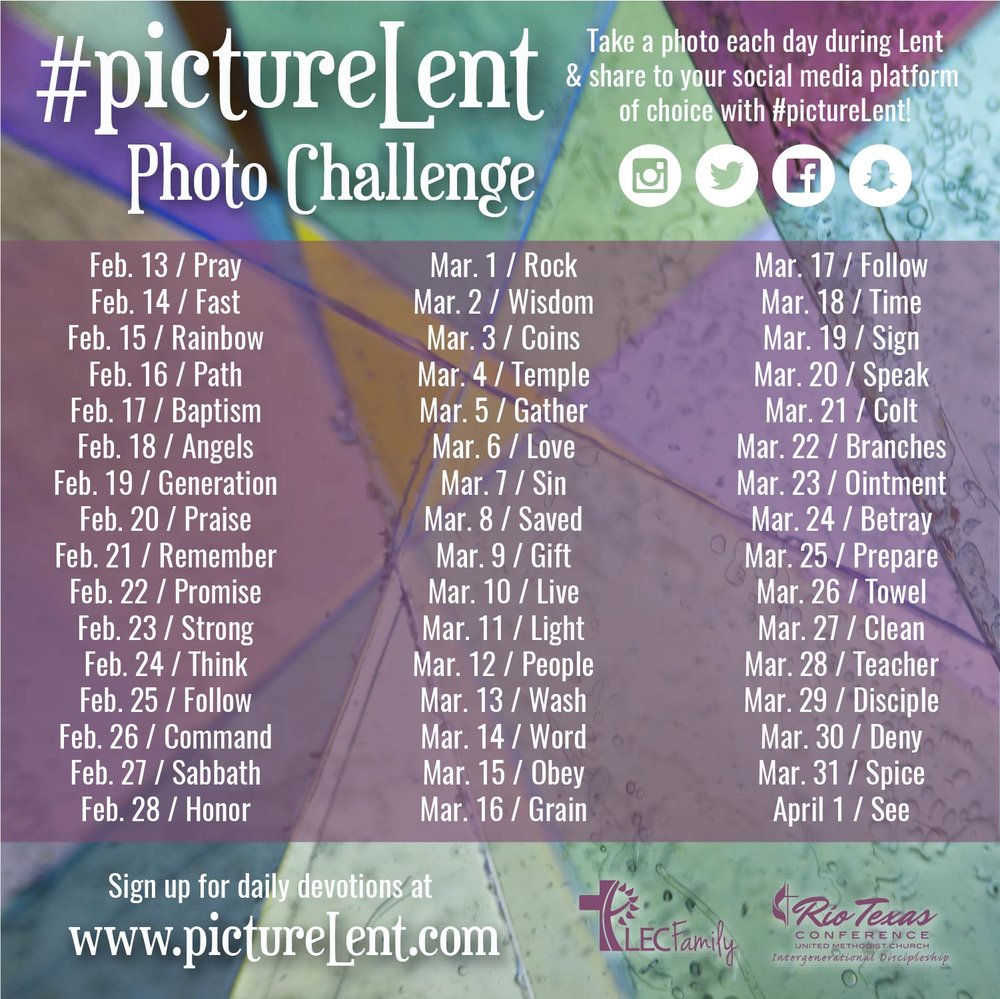 #pictureLent 2018 Photo Challenge Graphic-01.jpg