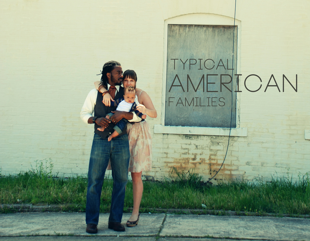 typical american family The word values typically means a set of beliefs and ideals (social and  as  recently as the 1950s, commonly-used american family values took a far different .