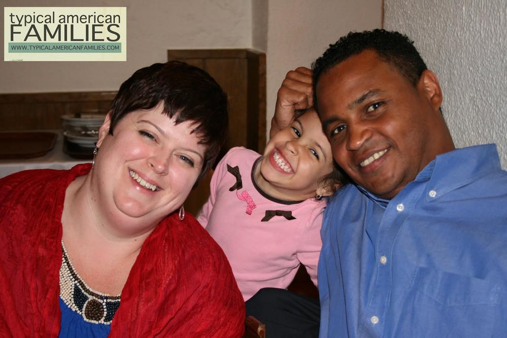 Maureen, Jazmine, and Jair