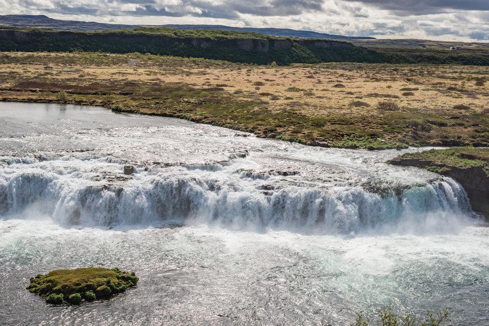 Waterfalls, Foss. Iceland