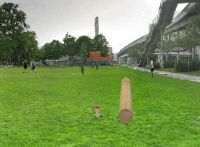 Play the swedish game of Kubb online! Created in 2005.