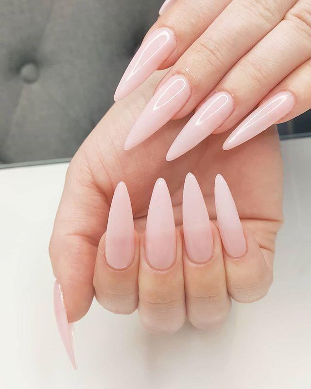 Gelxtips at its finest!! Such perfect cuticles!! Done by our awsome nail tech, book your next gel full set with us @MeganDiez.com . . . . #nailstagram #nailsofinstagram #naildesign #naildesign #nailsoftheday #instanails #notd #nailsonpoint💅  #nailsonfleek #nails #gelfullset #greenvillenailtech #greenvillenail #greenvillemanicures #greenvillesalon #almondnails #longnails #longnailsdontcare