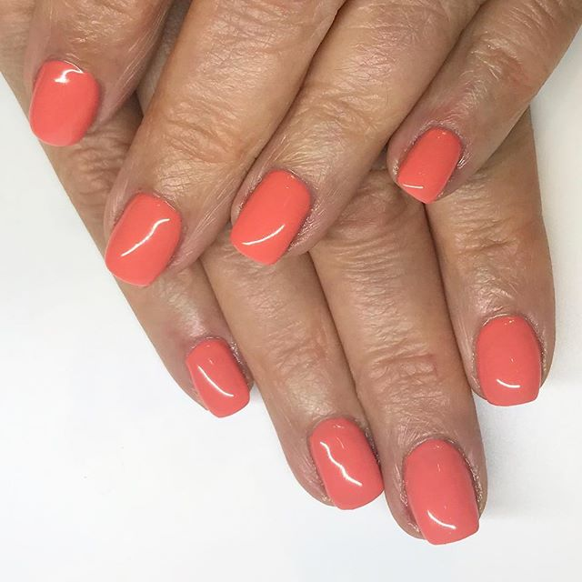 Rebalance and gel polish by Brianne. We now have two amazing nail artists so book an appointment with a friend! . . . @beautybybriannej #nailstagram #nailsofinstagram #naildesign #naildesign #nailsoftheday #instanails #notd #nailsonpoint #lovemynails #nailpro #nailart #nails2inspire #megandiezsalon #manicure #pedicure #greenvillenails #greenvillepedicure #greenvillemanicure #yeahthatgreenville #nailsmagazine #megandieznails #gelnails