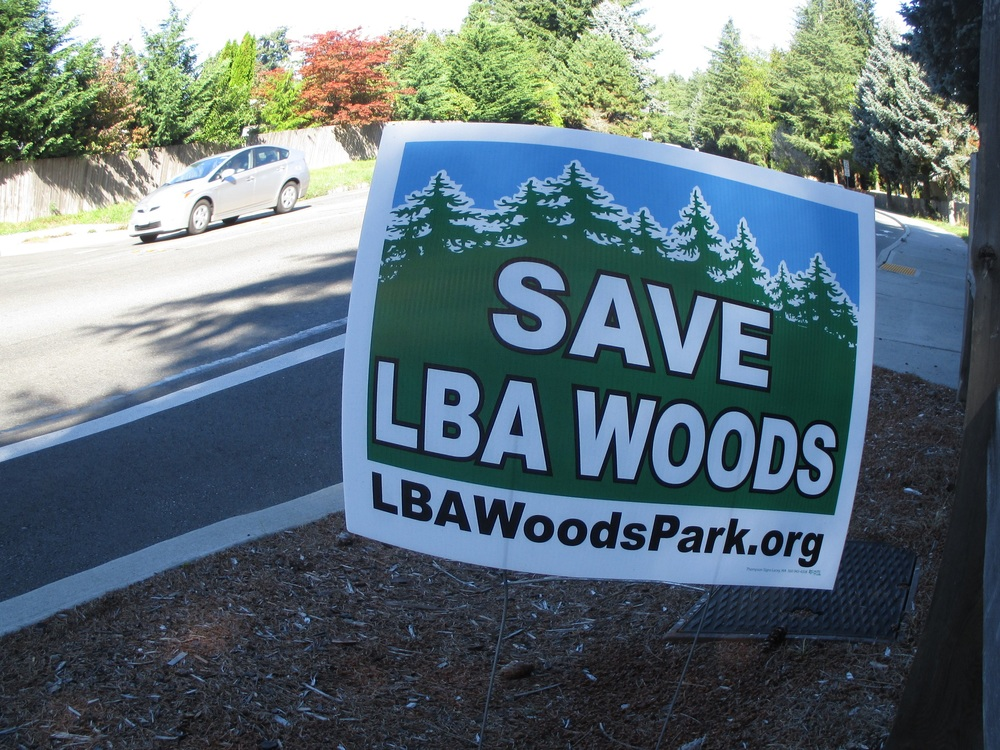 The future of 150 acres of woods is at stake Tuesday night. Please be a voice or warm body to show your support for saving this forest at the City Council Meeting Tuesday, October 14, 7 p.m. City Council Chambers, 4th and Cherry St. downtown Olympia