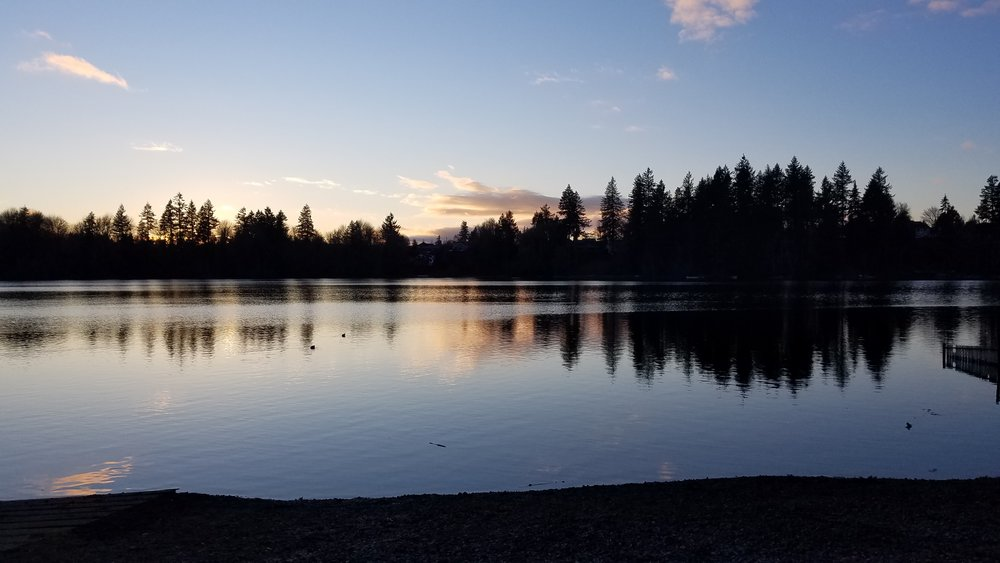 Just one of thousands of lakes to explore in Washington. Where to begin?