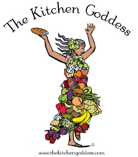 The Kitchen Goddess