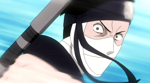 Zabuza Momochi - Demon of the Hidden Mist