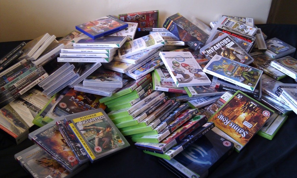 My backlog overfloweth. http://esmeraldaip.com/tackle-your-pile-of-shame/