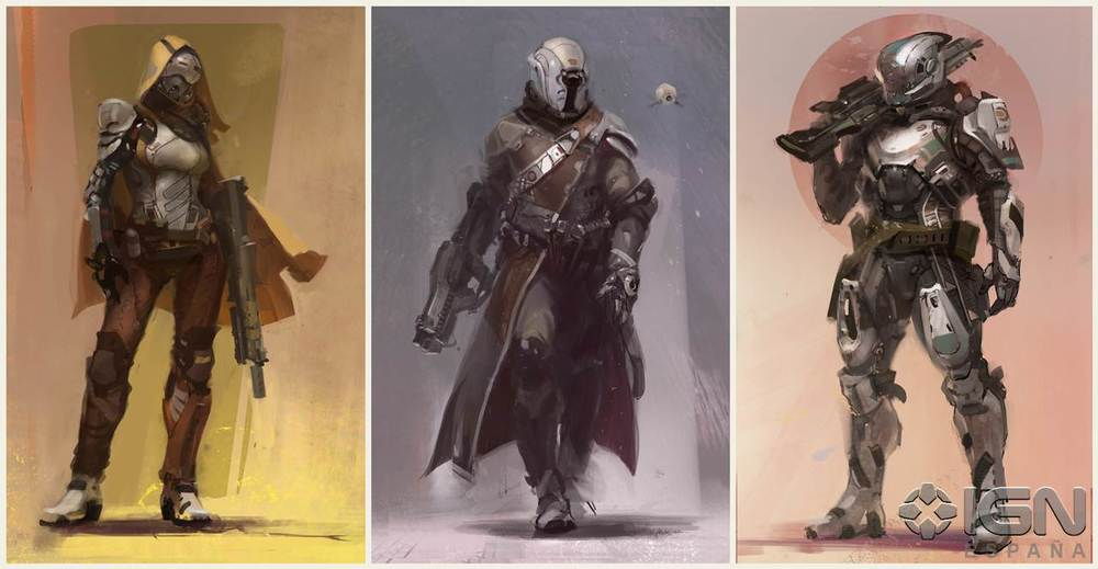 The Guardians of Destiny