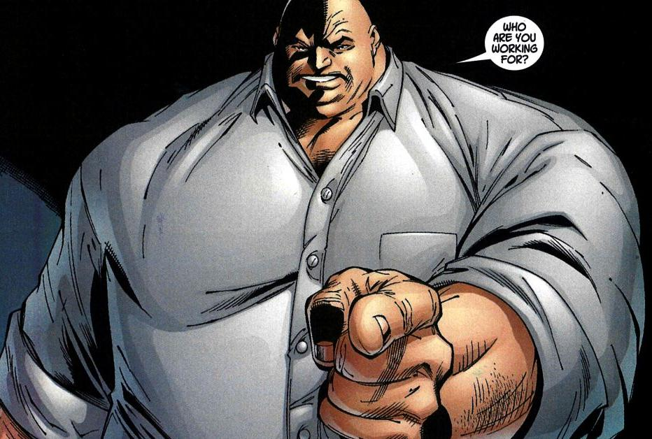 The Kingpin himself