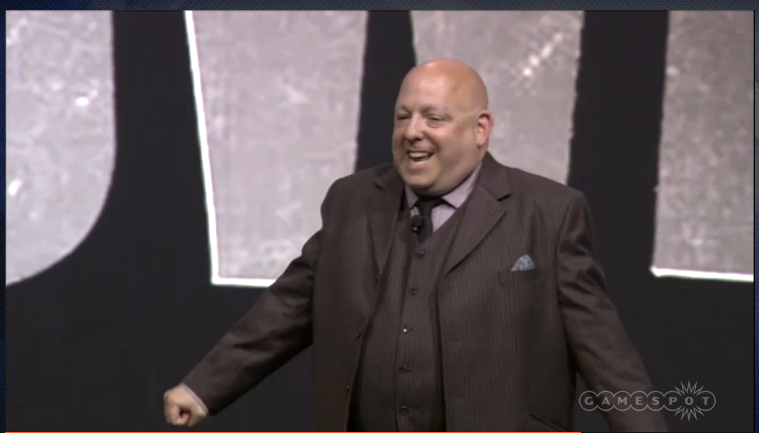 The new, Kingpin variation of Bendis