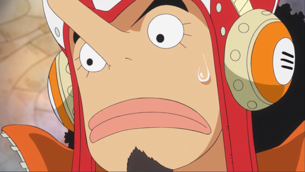 Usopp of One Piece