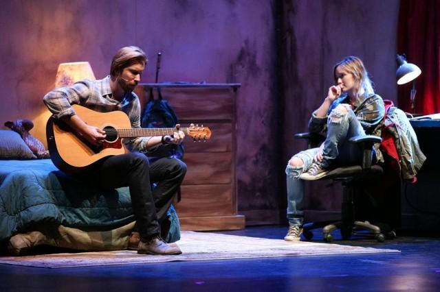 Joel serenades Ellie