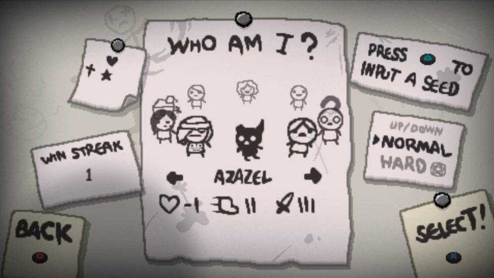 Azazel (character select screen)