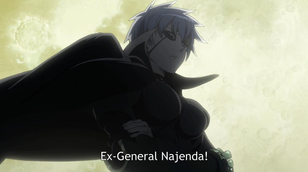 Najenda - Akame ga Kill