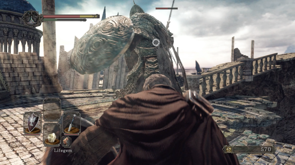Wah!! Dark Souls 2 is too hard for me!