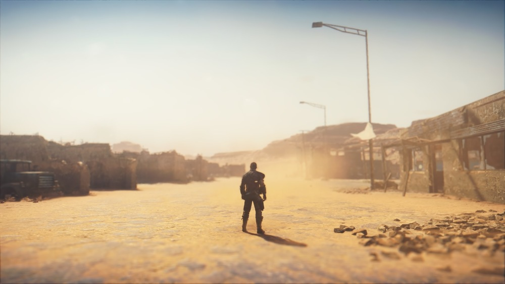 Mad Max A Vast Wasteland Full Of Brutal Combat Thrilling Vehicular