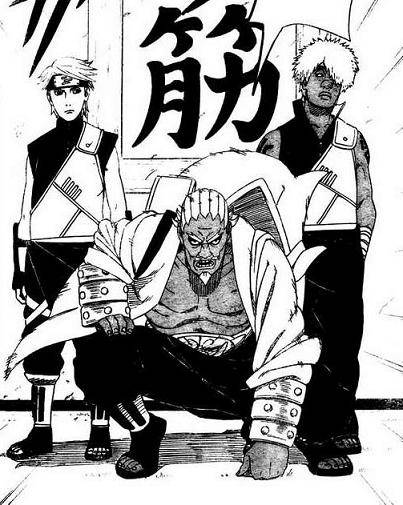 The 4th and 5th Raikage