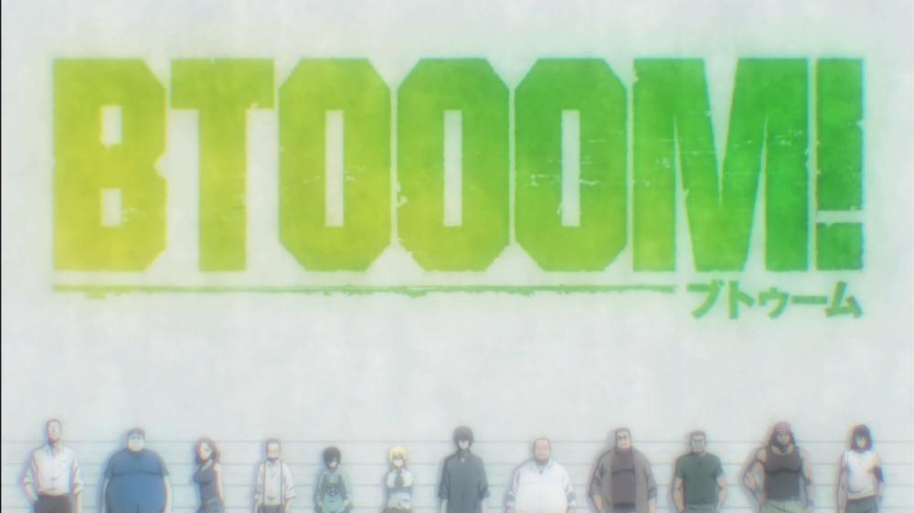 BTOOOM! cover