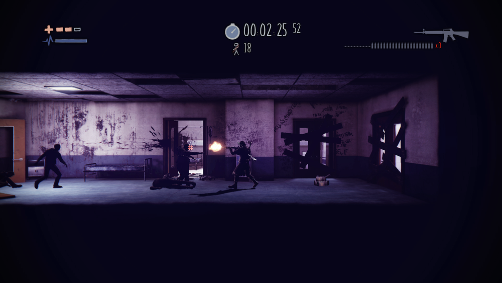 Deadlight Directors Cut Survival Arena Machine Gun Weapon Screenshot 4.png