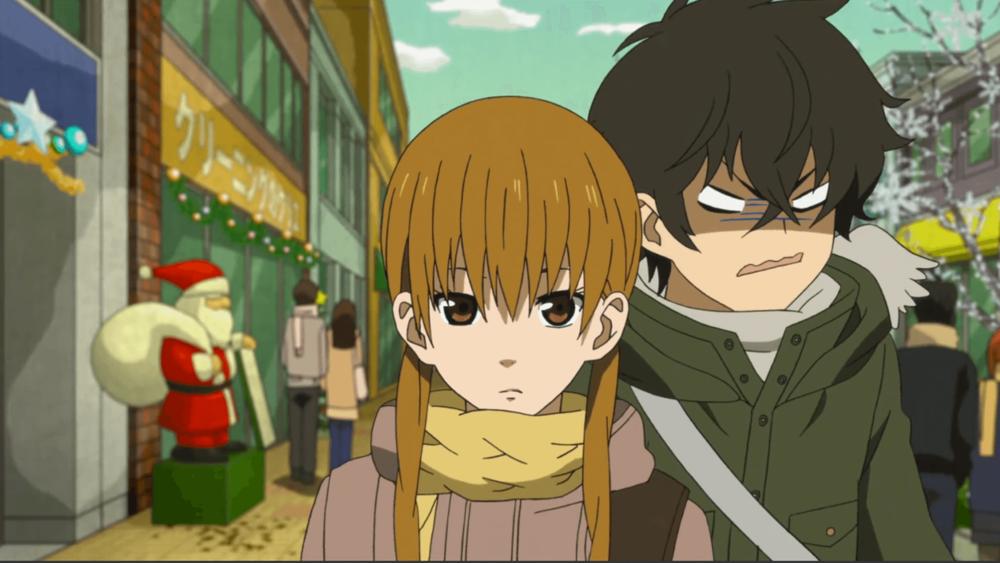Anime Christmas Episodes part 2/2 — Short Pause