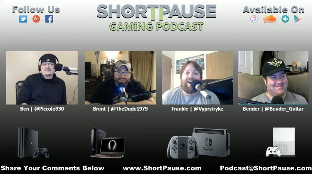 Short Pause Gaming Videocast #114: Call of Duty WWII Reveal