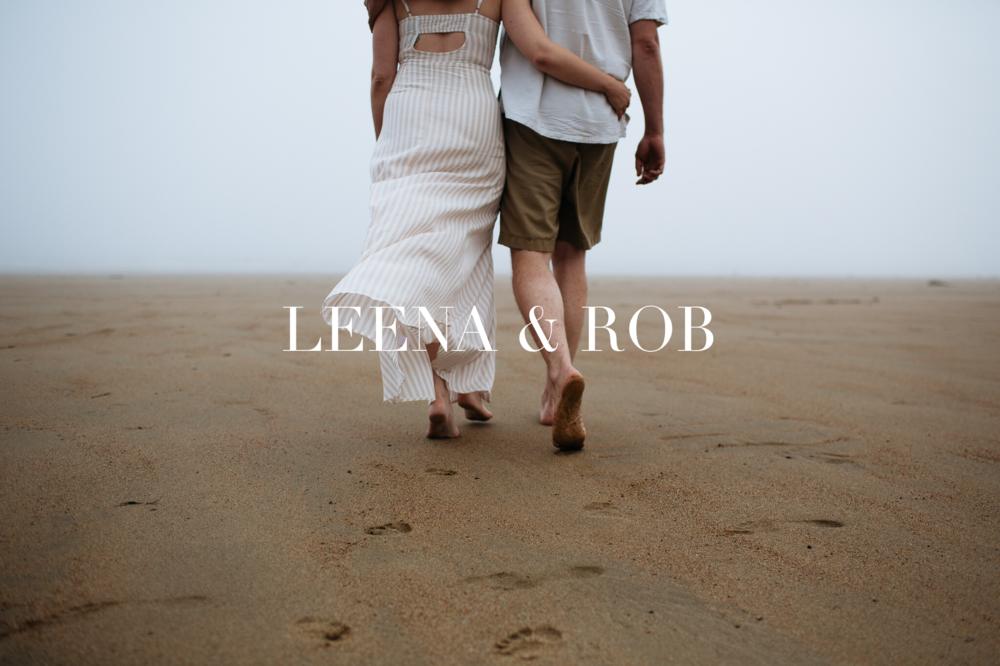 Leena & Rob
