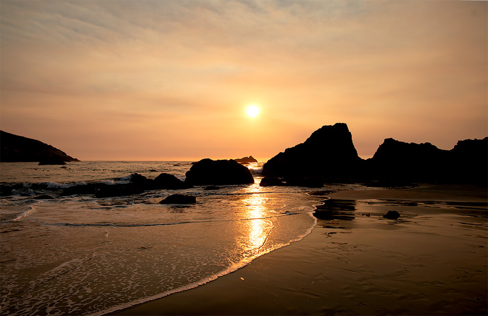 Harris Beach, Oregon