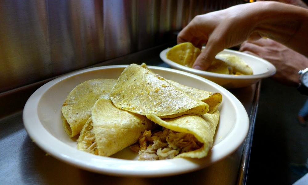 Tacos El Lechoncito de Oro