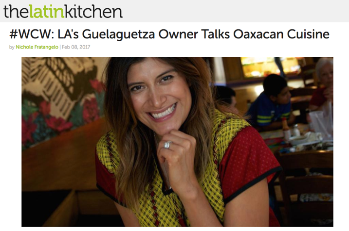 Bricia Talks Oaxacan Cuisine with The Latin Kitchen