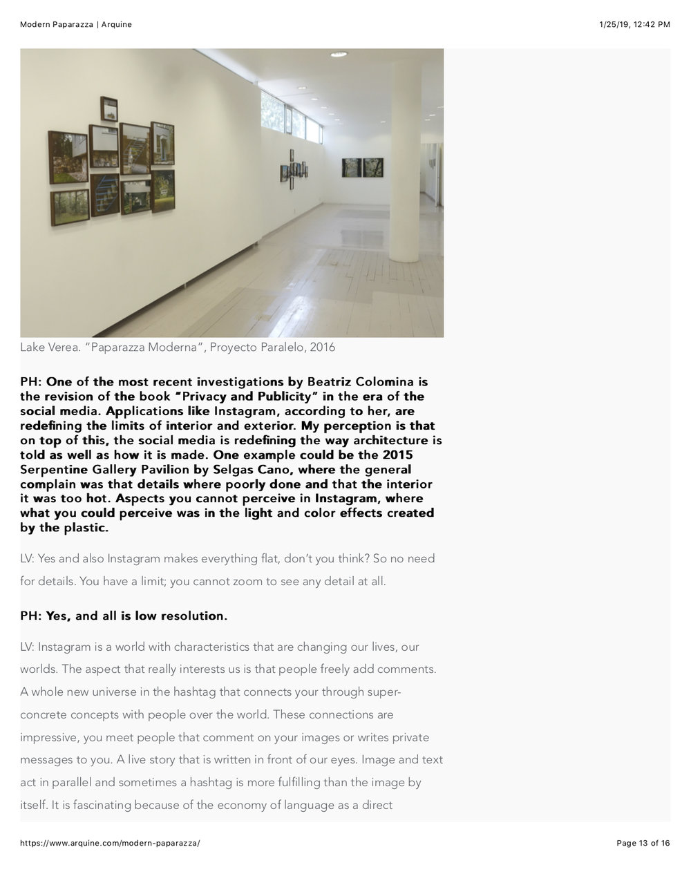 Modern Paparazza | Arquine.13.jpg