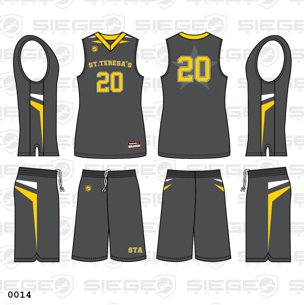Basketball Designs Siege Sports