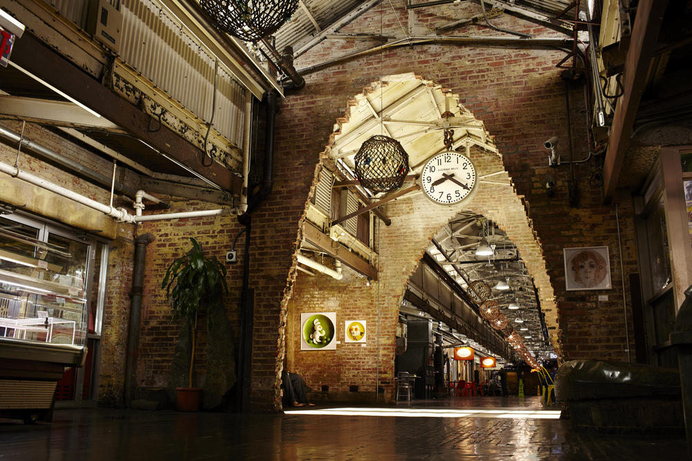 Located in Historic Chelsea Market