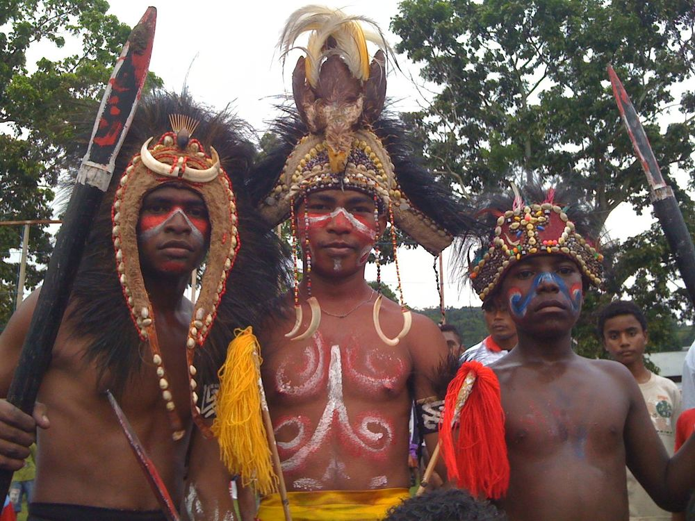 West Papuan Music